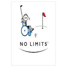 Disabled Golfer Girl