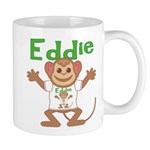 Little Monkey Eddie Mug