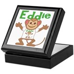Little Monkey Eddie Keepsake Box