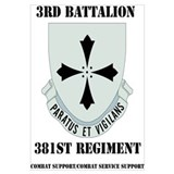 DUI - 3rd Bn - 381st Regt(CS/CSS) with Text Large