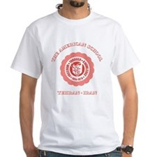 TAS Red Mens T-Shirt
