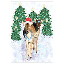 Santa Deer!