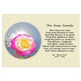 Robert Frost Poetry &amp;quot;The Rose Family&amp;quot; Sm