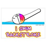 I Swim Backstroke