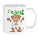 Little Monkey Frederick Mug
