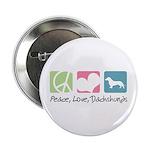 Peace, Love, Dachshunds 2.25
