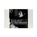 All That Remains Rectangle Magnet (10 pack)