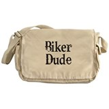 Biker Dude Messenger Bag