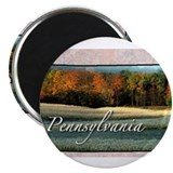 "Cute Pennsylvania 2.25"" Magnet (100 pack)"
