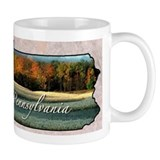 Cute Pennsylvania Mug