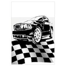 2011 Mustang Flag