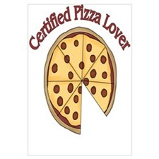 Certified Pizza Lover