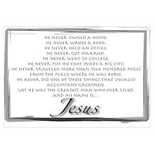 BIO OF JESUS
