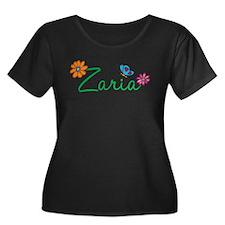 Zaria Flowers T