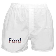 Ford Stars and Stripes Boxer Shorts