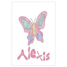 Pink Butterfly Alexis