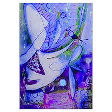 UU Blue Painting