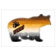 WOOF-FURRY BEAR PRIDE BEAR