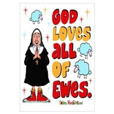God Loves All of Ewes