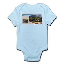 Unique Oklahoma Infant Bodysuit