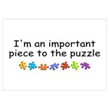 Im An Important Piece To The Puzzle P