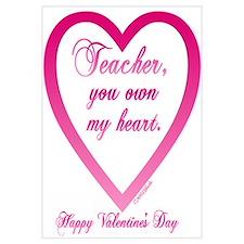 Teacher ~ You Own My Heart