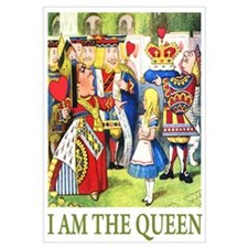 I AM THE QUEEN