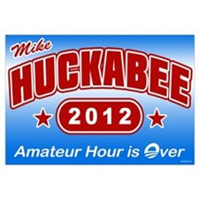 Huckabee - Amateur Hour