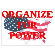 Organize for POWER