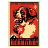Obey the Saint Bernard!