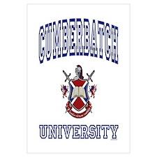 CUMBERBATCH University
