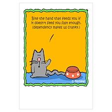 Cat Cranky Dependency