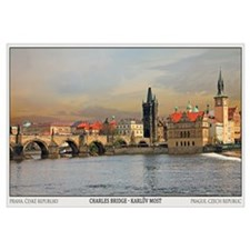 Charles Bridge Panorama
