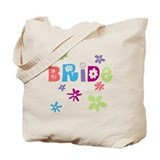 Happy Bride Tote Bag