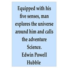 edwin hubble quotes