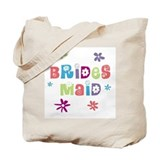 Happy Bridesmaids Tote Bag