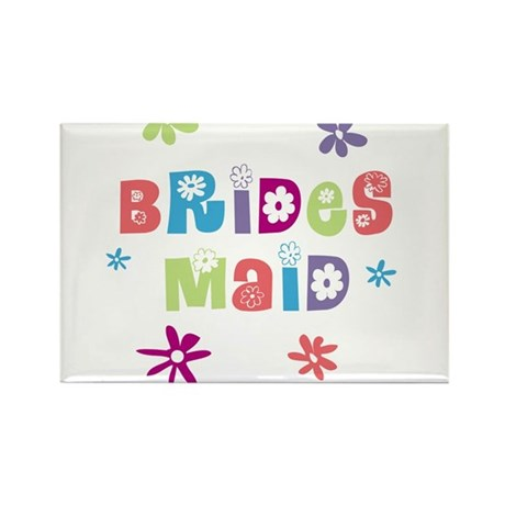 Happy Bridesmaids Rectangle Magnet