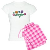 Skyler Flowers pajamas