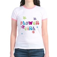Happy Flowergirl T
