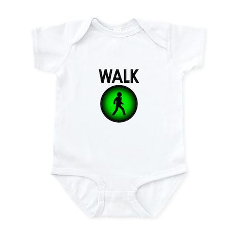 Walk! Infant Bodysuit