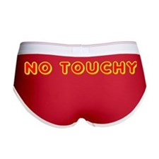 Funny World's greatest biggest Women's Boy Brief