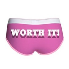 Funny World's greatest and biggest Women's Boy Brief
