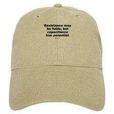Resistance may be futile - Baseball Cap