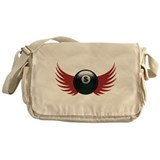 The Money Ball Messenger Bag