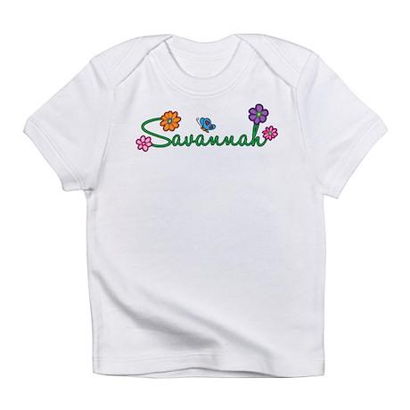 Savannah Flowers Infant T-Shirt