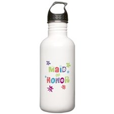 Happy Maid of Honor Water Bottle