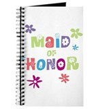 Happy Maid of Honor Journal