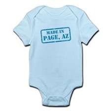 MADE IN PAGE, AZ Infant Bodysuit