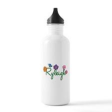 Ryleigh Flowers Sports Water Bottle