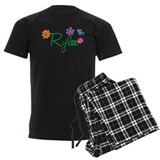 Rylee Flowers pajamas